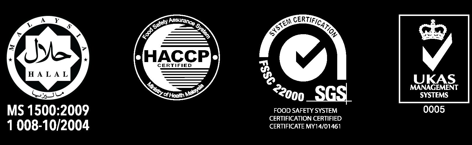 HACCP-UKAS-HALAL-JAKIM-FSSC-Logo-1